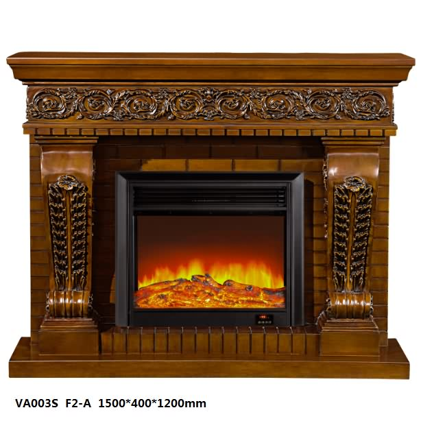 3D Atomizing Fireplace04 ಚಿತ್ರ