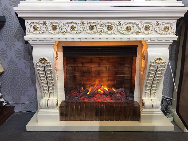 3D atomizing fireplace01