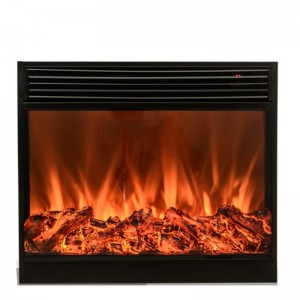 2018 New Waea Taenga APP Mana Temperature Ōseni te whakarite LED Electric Fireplace