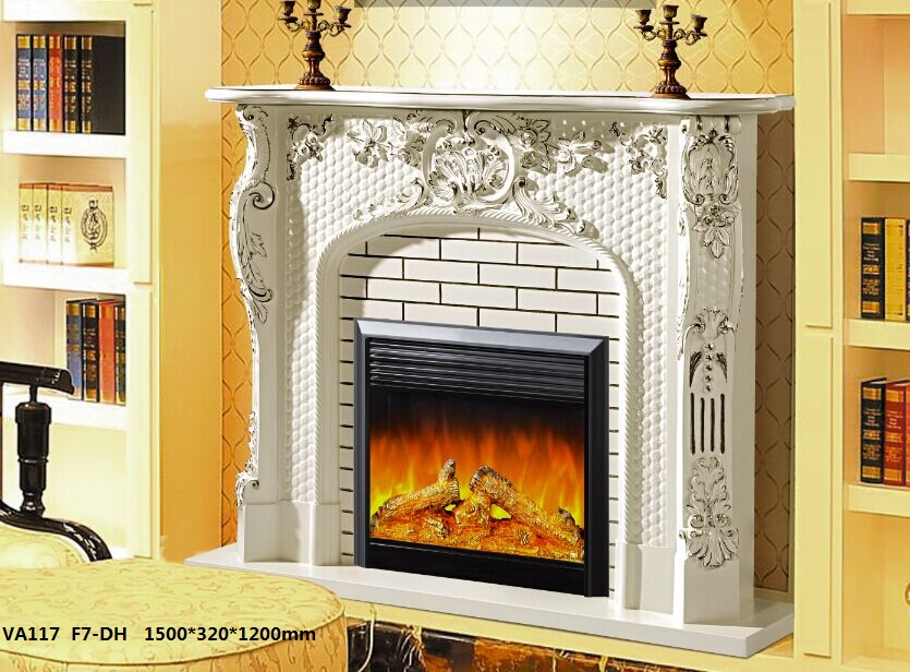 LED Simulation Flame Electric Fireplace11