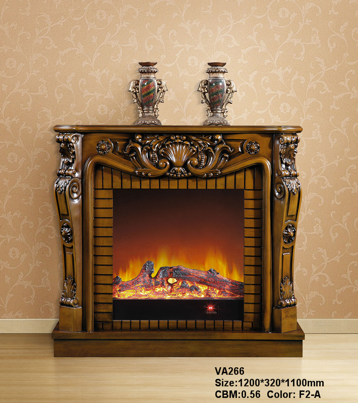 3D Atomizing Fireplace02