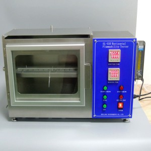 Horizontal Flammability Testing Equipment