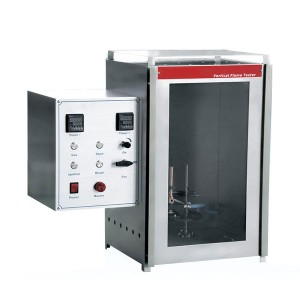 Vertical Flame Tester