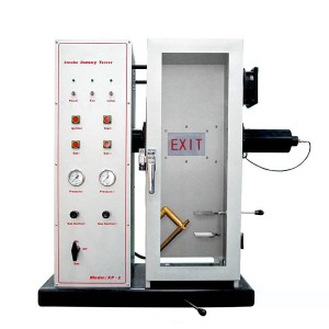 Building Material Smoke Density Tester