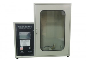 Single Core Cables Flammability Tester