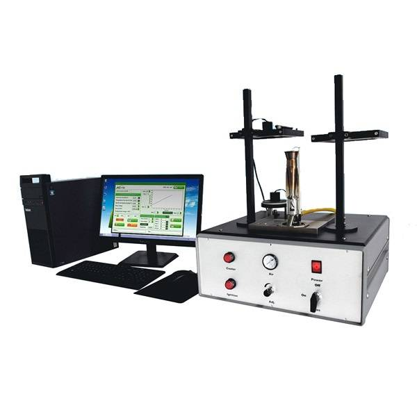 Manufactur standard Single Vertical Flame Spread Cable Tester -