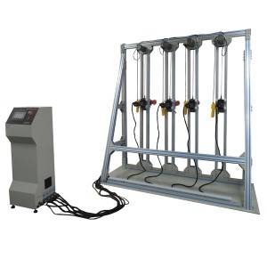 ISO 8124-4 Horizontal Thrust Tester for Swings and Slide