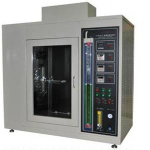 UL94 Horizontal and Vertical Flammability Testing Machine