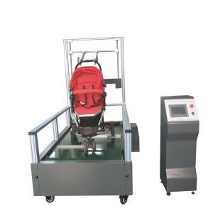 Irregular Surface Test Equipment for Baby Stroller