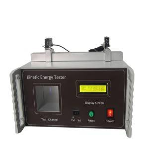 ISO 8124-1 Toys Test Equipment Toy Kinetic Energy Tester