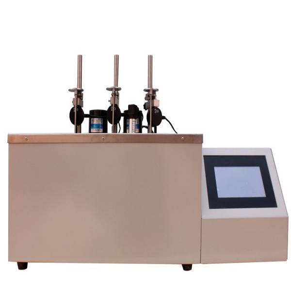8 Year Exporter Vertical Flame Test Equipment For Cable -