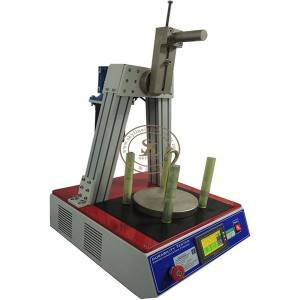 EN1176-2 / ISO 8124-4 Swing Suspension Connector Durability Testing Machine