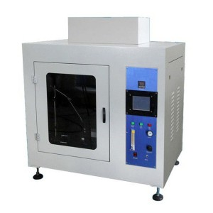 Flammability Testing Equipment Needle Flame Tester