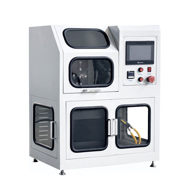 Original Factory Plastics Nbs Smoke Density Test Chamber -