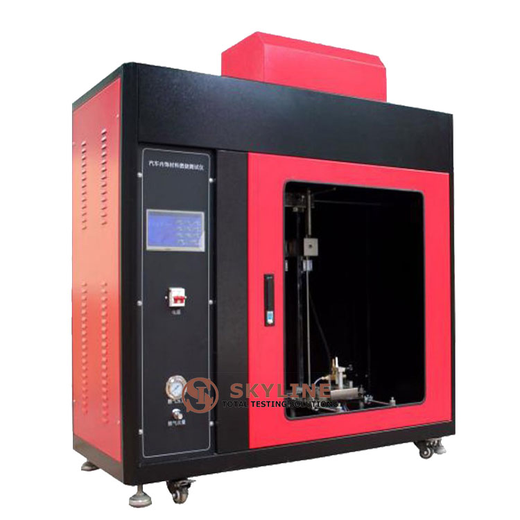 Short Lead Time for Bunched Cable And Wire Flame Testing Equipment -