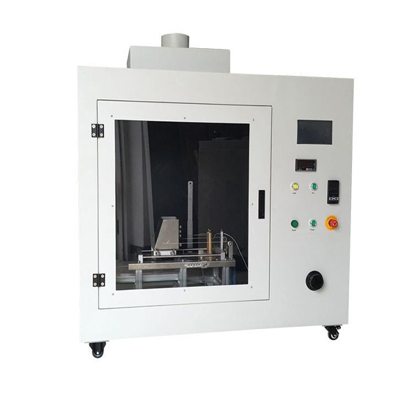Quality Inspection for Combustibility Tester -
