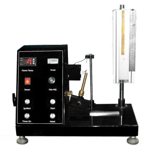 Rigid Foam Vertical Burning Tester