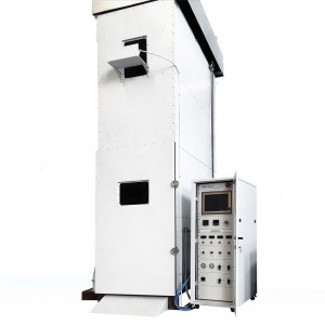 Bunched Cable Vertical Flame Tester