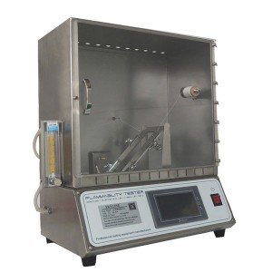45° Flammability Tester
