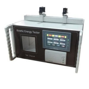 Touch Screen Kinetic Energy Tester With Printer