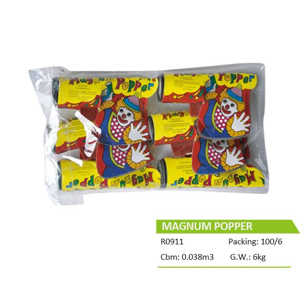 High Quality China Fireworks Supplier -