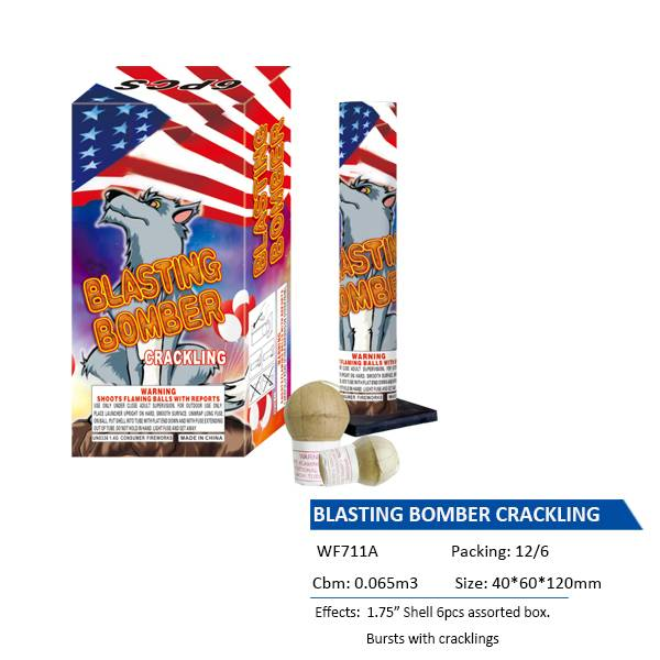 Manufacturer for Safe And Sane Fireworks -