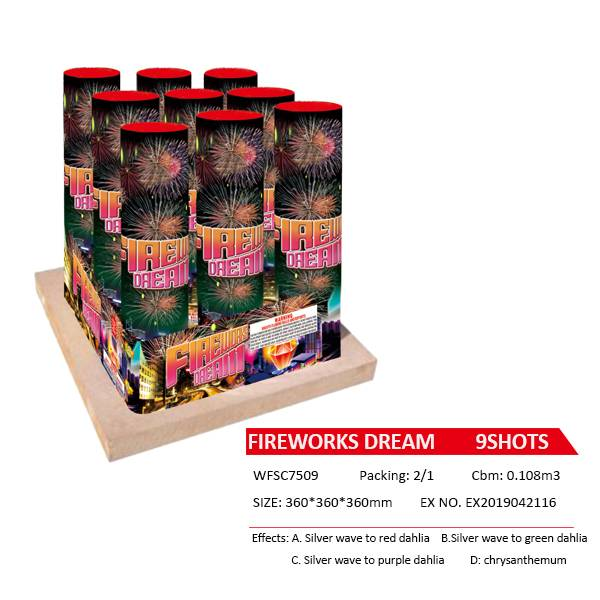 China wholesale Hunan Fireworks Supplier -