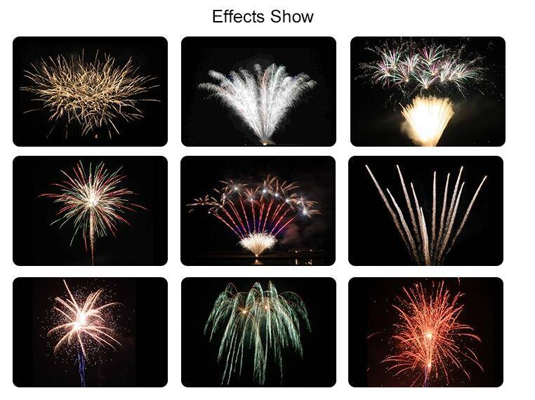 Effect show