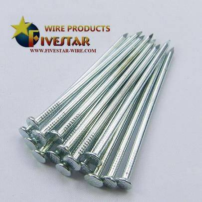 Electro galvanized common nails Featured Image