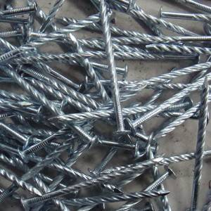 Leading Manufacturer for Galvanized Iron Wire/ High/low Carbon Steel/iron Wire Made In China -