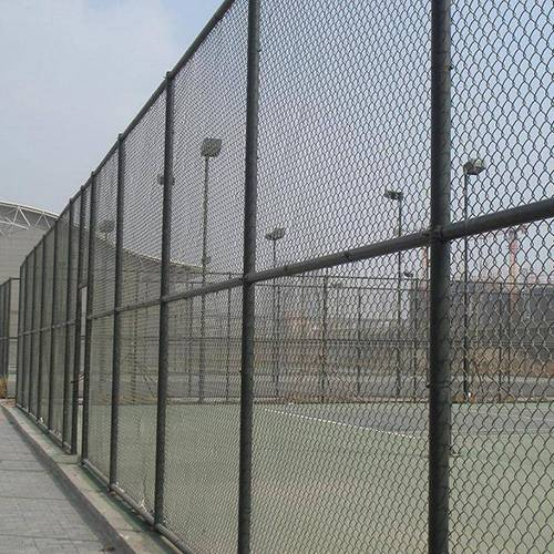 Special Price For Security Expanded Mesh Chain Link Fence Five