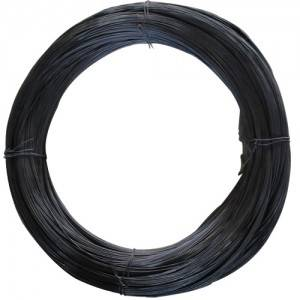 soft black annealed wire factory
