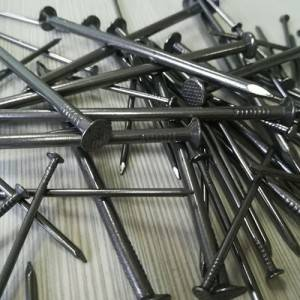 6D Construction nails manufacturer from China