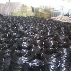 Dark Annealed Wire (tie wire)