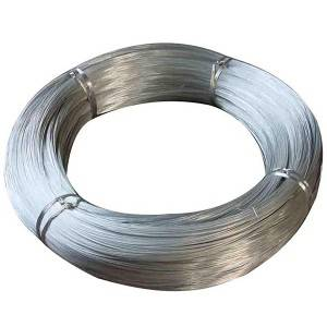 Wire Steel galvanized