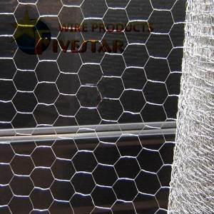 Hexagonal Hlau netting