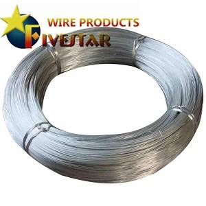 Galvanized Steel Kawat