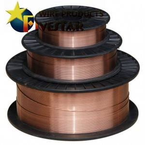 ER70S-6 Gas Shielded Solid Welding Wire
