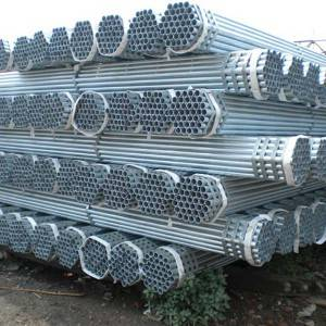 China Manufacturer for Steel Pipe Building Material -