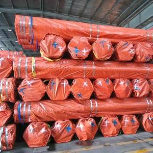 Hot-selling Black Seamless Steel Pipe And Tube - EN39 Round steel pipe – FIVE STEEL