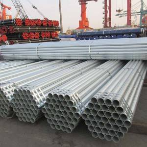Leading Manufacturer for Production Greenhouse - JIS G3444 – FIVE STEEL