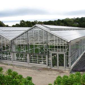 Well-designed Commercial Hydroponic Systems - glasses greenhouse – FIVE STEEL
