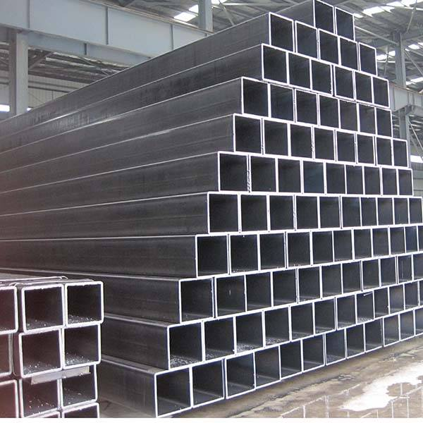 Factory supplied Erw Round Steel Pipe -