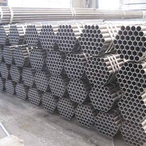 Good Quality Carbon Steel Erw Pipeerw Welded Steel Pipe -