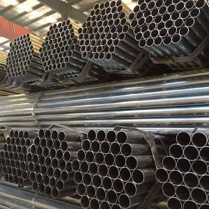 Factory Supply Square Steel Pipe -