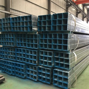 galvanized square pipe for solar tracker