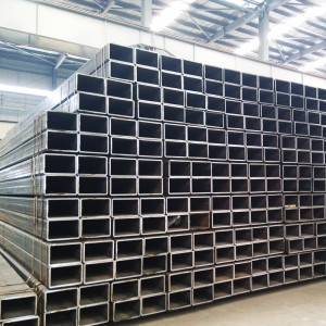 AS1163 C250 C350 Structural Steel Hollow Section Pipe Supplier