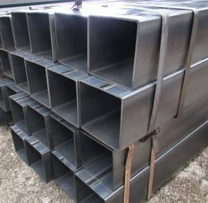China Factory ASTM A500 Square Steel Tube