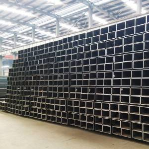Chinese Square ERW Thin Wall Steel Pipe Manufacturer