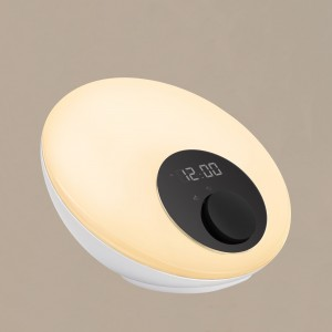 Factory Free sample Home Sunrise Alarm Clock -